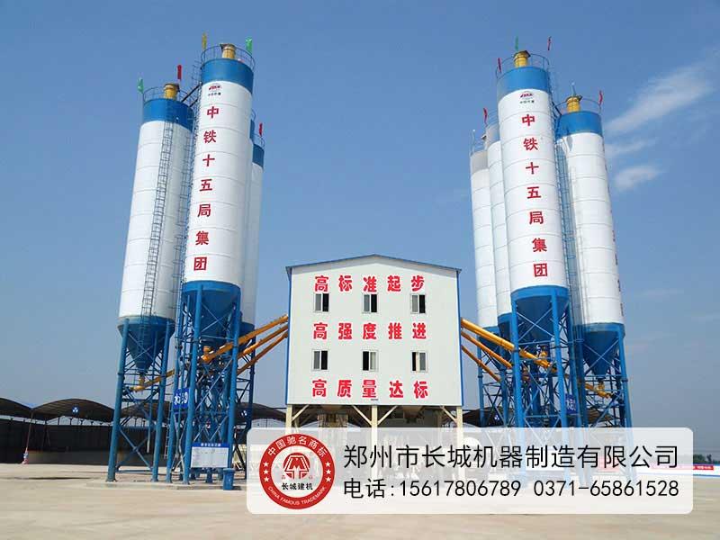 HZS120混凝土攪拌(ban)站(zhan)價格